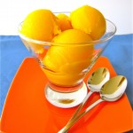 Sorbet mangue