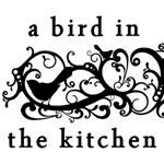A bird in the kitchen