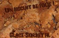 Biscuit au beurre et aux amandes hachées