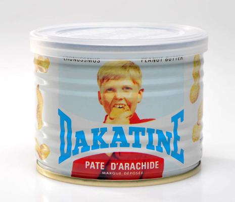 Dakatine : le beurre de cacahuète de mon enfance