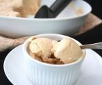 Glace au beurre de cacahuète